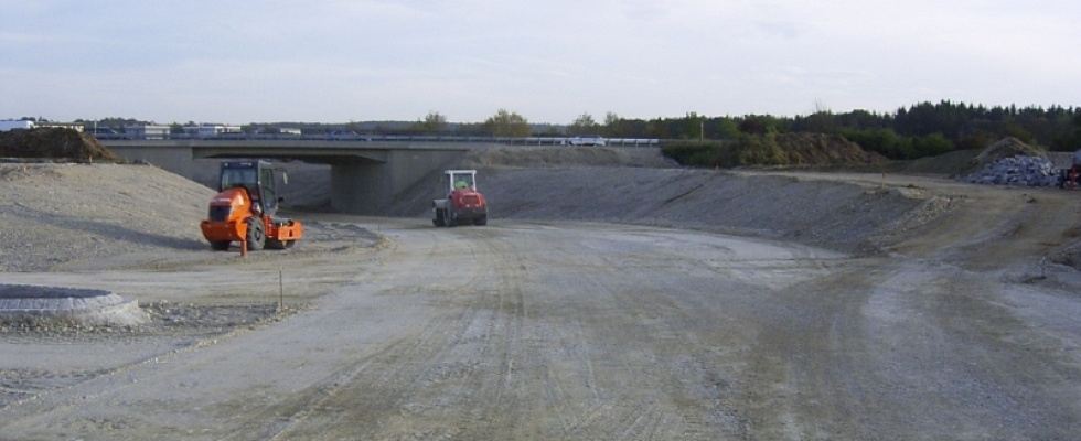 Umgehung Neulindach in FFB mit neuer Anschlussstelle an B 471