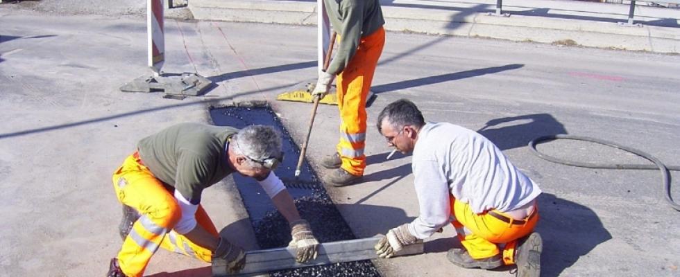 Sanierung Fahrbahnübergang mit Thorma-Joint