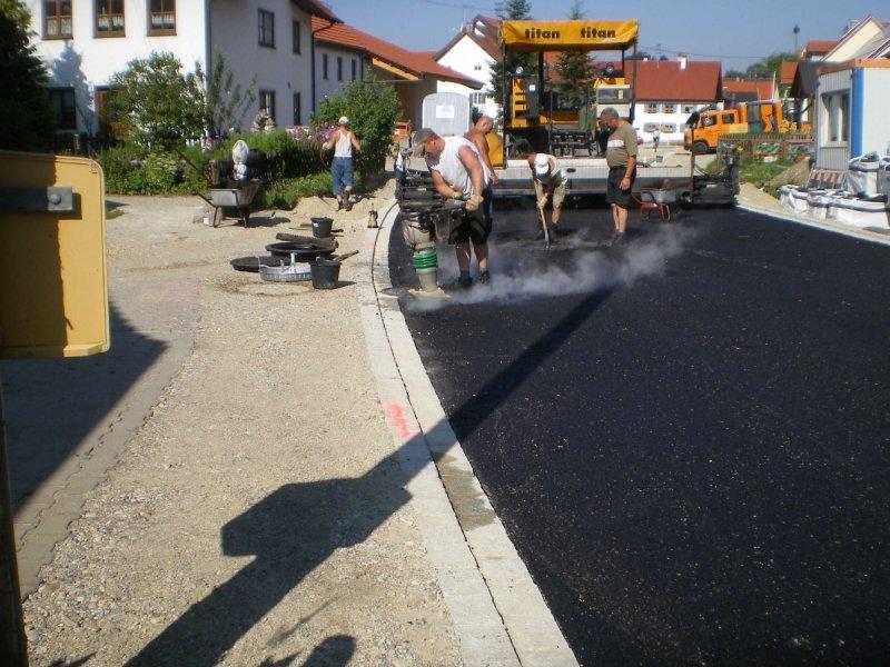Ausbau der Kreisstraße FFB 16 in der OD…